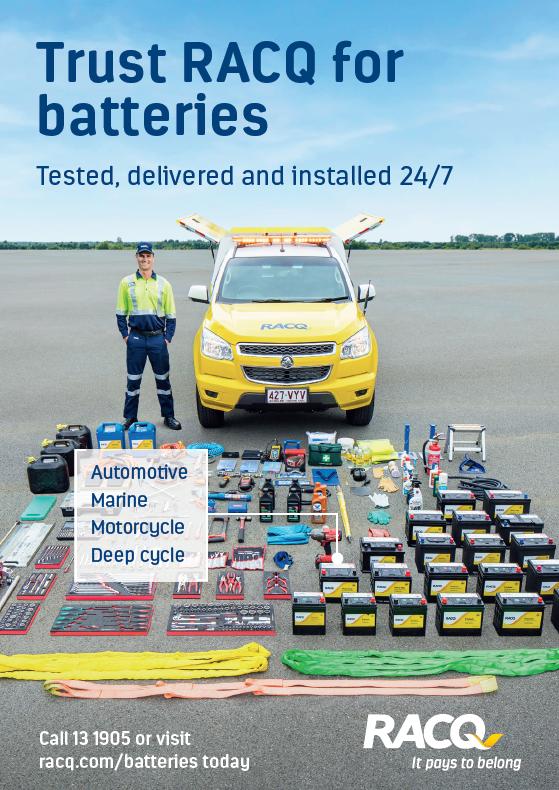 RACQ Batteries