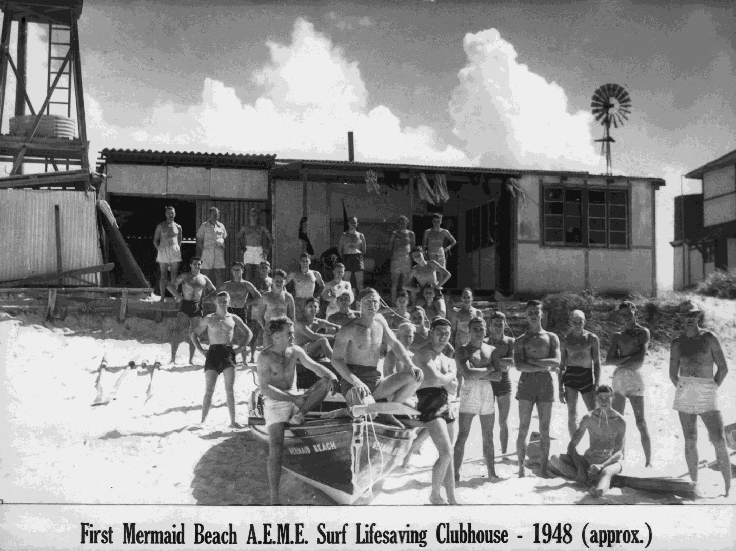Mermaid Beach AEME SLSC